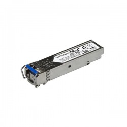 StarTech.com - Módulo transceptor SFP compatible con el modelo SFP-GE10KT13R15 de Juniper - 1000Base-BX10-U