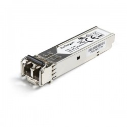 StarTech.com - Módulo transceptor SFP compatible con el modelo RX-10KM-SFP de Juniper - 1000Base-LX