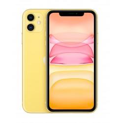 """Apple - iPhone 11 15,5 cm (6.1"""") 64 GB SIM doble 4G Amarillo iOS 13"""