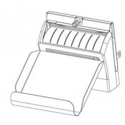 Zebra - P1037974-069 pieza de repuesto de equipo de impresión Cortador 1 pieza(s)