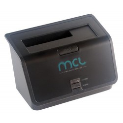 "MCL - USB2-145/5 3.5"" Negro recinto de almacenaje"