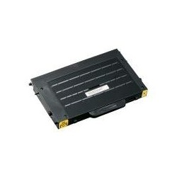Samsung - CLP-500D5Y Tóner de láser 5000páginas Amarillo tóner y cartucho láser