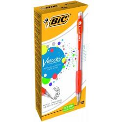 BIC - Velocity lápiz mecánico 2HB 0,7 mm 12 pieza(s)