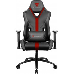 ThunderX3 - YC3 AIR Tech Silla para videojuegos universal Negro, Rojo