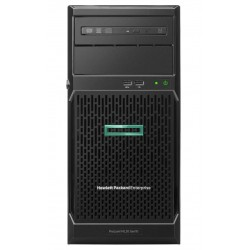 Hewlett Packard Enterprise - ProLiant ML30 Gen10 servidor Intel Xeon E 3,4 GHz 16 GB DDR4-SDRAM 16 TB Torre (4U) 500 W