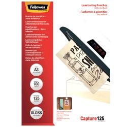 Fellowes - 5329001 película de laminación A3 100 pieza(s)