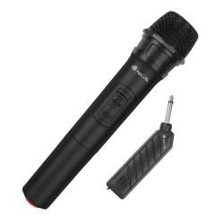 NGS - SINGER AIR Micrófono para karaoke Negro