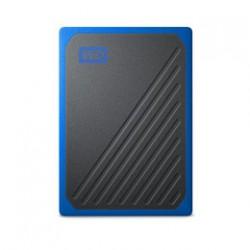 Western Digital - My Passport Go 1000 GB Negro, Azul