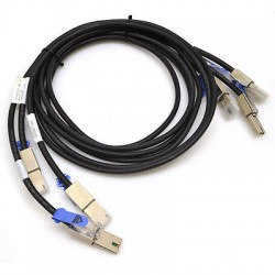 Hewlett Packard Enterprise - 882015-B21 cable Serial Attached SCSI (SAS)