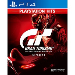 Sony - Gran Turismo Sport, PS4 Hits vídeo juego PlayStation 4 Básico