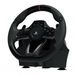 Hori - PS4-052E mando y volante Volante + Pedales PC,PlayStation 4,Playstation 3 Digital USB Negro