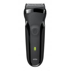 Braun - Series 3 300s Máquina de afeitar de láminas Recortadora Negro
