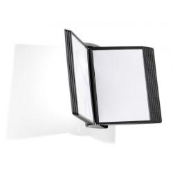 Durable - 585401 archivador Negro