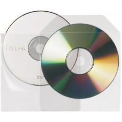 3L - 10295 funda para discos ópticos 1 discos Transparente