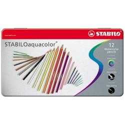 STABILO - Aquacolor laápiz de color 12 pieza(s)