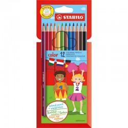 STABILO - Color laápiz de color 12 pieza(s) Multi