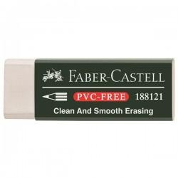 Faber-Castell - 188121 goma De plástico Blanco 1 pieza(s)