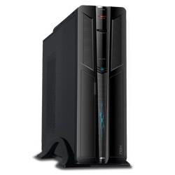 NOX - Coolbay Slim Mini-Tower 450W Negro carcasa de ordenador