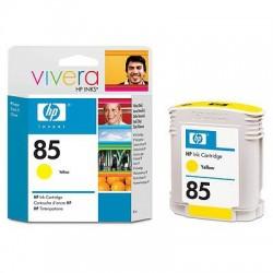 HP - Cartucho de tinta DesignJet DesignJet 85 amarillo de 69 ml