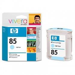 HP - Cartucho de tinta DesignJet 85 cian claro de 69 ml