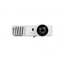Optoma - X305ST Desktop projector 3000lúmenes ANSI DLP XGA (1024x768) 3D Color blanco videoproyector