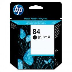 HP - Cabezal de impresión DesignJet 84 negro cabeza de impresora