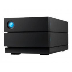 LaCie - 2big RAID 16TB unidad de disco multiple Escritorio Negro