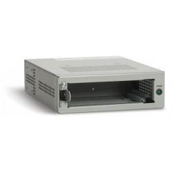 Allied Telesis - Single slot chassis f/ unmanaged, standalone Media/Bridging Media Converter chasis de red