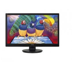 "Viewsonic - LED LCD VA2445-LED pantalla para PC 59,9 cm (23.6"") Full HD Plana Negro"