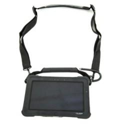 Zebra - 400005 correa Tableta Negro
