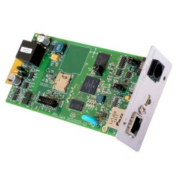 Riello - TPEthernet connection-slot-in card
