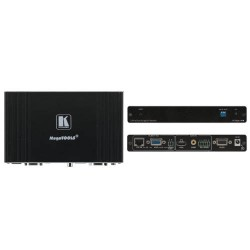 Kramer Electronics - TP-752R.. HDMI ULTRAREACH RX PERP RS 232 AND LOOP 2WIRE CABLE IN
