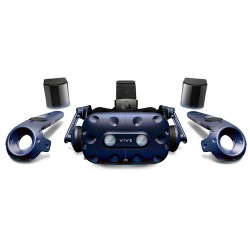 VIVE - GAFAS DE REALIDAD VIRTUAL HTC VIVE PRO - FULL KIT (99HANW003-00)