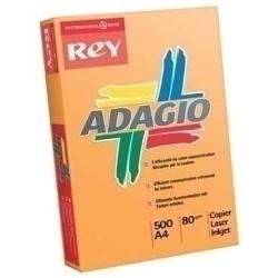 Adagio - PAQUETE 500 HOJAS PAPEL A4 80GR. AZUL INTENSO ADAGIO 156248