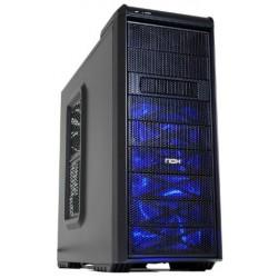 NOX - Coolbay SX Midi-Tower Negro carcasa de ordenador