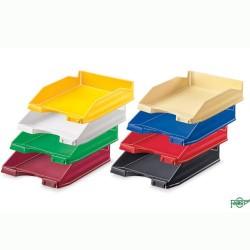 FAIBO - 93-04 bandeja de escritorio/organizador Poliestireno Verde