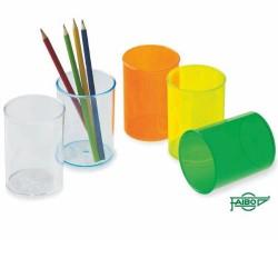FAIBO - 205-19 porta lápices Verde Poliestireno