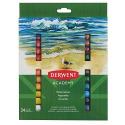 Derwent - 98222 pintura a base de agua Multi 12 ml Tubo 24 pieza(s)