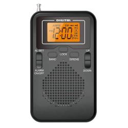 Quick Media - QUICKMEDIA RADIO AM/FM STEREO. NEGRO (QMRDD)
