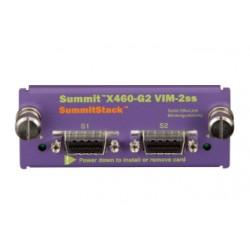 Extreme networks - X460-G2 VIM-2ss módulo conmutador de red