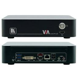 Kramer Electronics - VIA Campus² sistema de presentación inalámbrico Escritorio HDMI