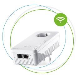 Devolo - Magic 1 WiFi 2-1 1200 Mbit/s Ethernet Blanco 1 pieza(s)