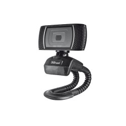 Trust - Trino HD Video Webcam 8MP USB Negro
