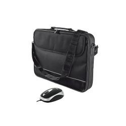 """Trust - 18902 maletines para portátil 40,6 cm (16"""") Maletín Negro"""
