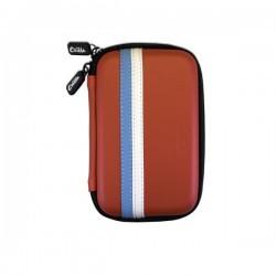 e-Vitta - EVHD000003 Poliuretano Azul, Rojo, Color blanco funda HDD/SSD