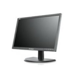 "Lenovo - ThinkVision LT2423 24"" Full HD LED Negro pantalla para PC"