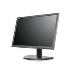 "Lenovo - ThinkVision LT2423 24"" Full HD TN+Film Negro pantalla para PC"