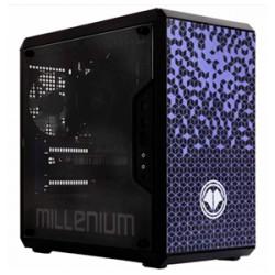 Millenium - CPU GAM MILLENIUM RRX7N,RYZEN 5 2600,8GB,1TB+250GBSSD,GTX1650 4GB,WIN 10