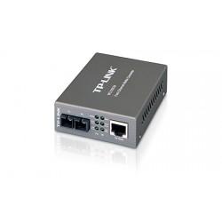 TP-LINK - 10/100Mbps Multi-mode Media Converter 1310nm convertidor de medio