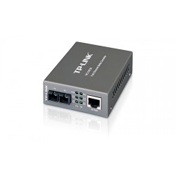 TP-LINK - 10/100Mbps Multi-mode Media Converter convertidor de medio 1310 nm
